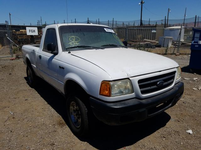 Salvage cars for sale from Copart San Martin, CA: 2003 Ford Ranger
