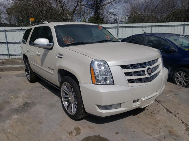 Salvage cars for sale from Copart Corpus Christi, TX: 2013 Cadillac Escalade P