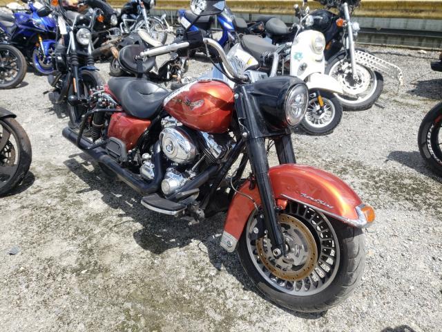 Harley-Davidson Flhr salvage cars for sale: 2011 Harley-Davidson Flhr