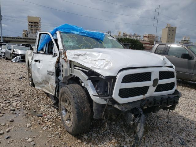 Vehiculos salvage en venta de Copart New Orleans, LA: 2017 Dodge RAM 1500 ST