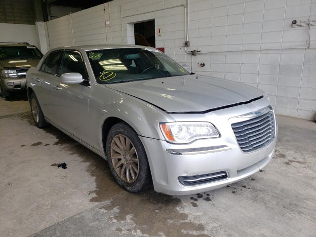 Salvage cars for sale from Copart Blaine, MN: 2012 Chrysler 300