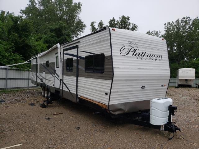Montana Travel Trailer salvage cars for sale: 2021 Montana Travel Trailer