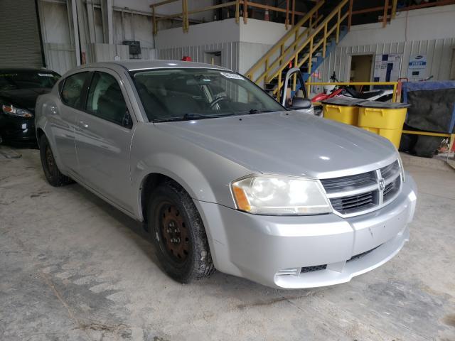 Salvage cars for sale from Copart Kansas City, KS: 2009 Dodge Avenger SE