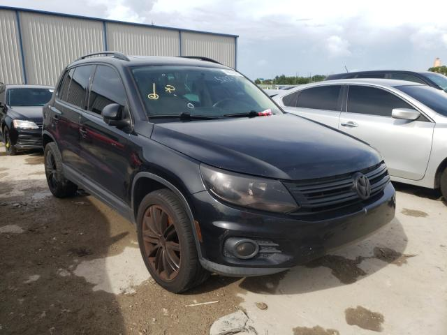 Used 2012 VOLKSWAGEN TIGUAN - Small image. Lot 48575651