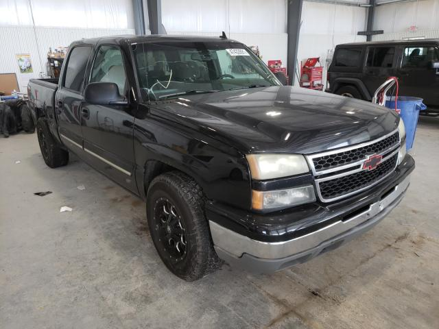 Salvage cars for sale from Copart Greenwood, NE: 2006 Chevrolet Silverado