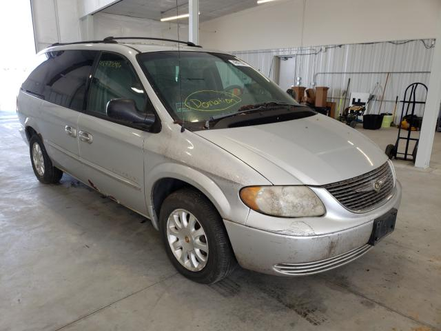 Salvage 2001 CHRYSLER TOWN & C - Small image. Lot 48470081