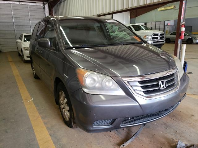 Salvage cars for sale from Copart Mocksville, NC: 2010 Honda Odyssey EX