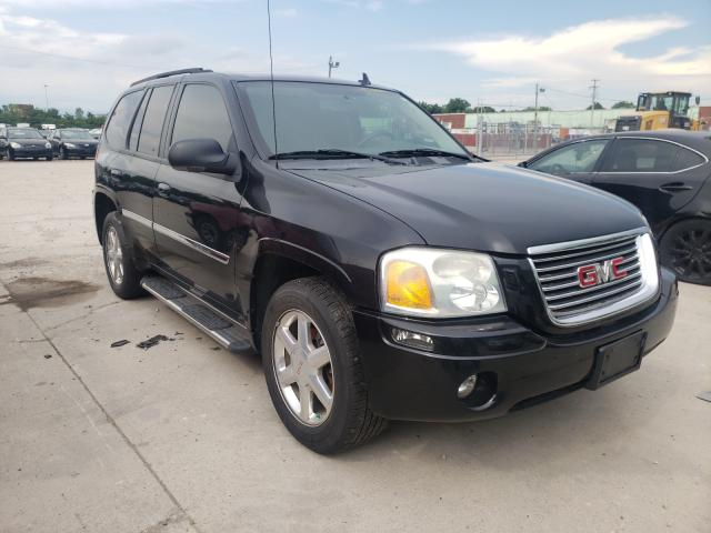Salvage cars for sale from Copart Columbus, OH: 2009 GMC Envoy SLT
