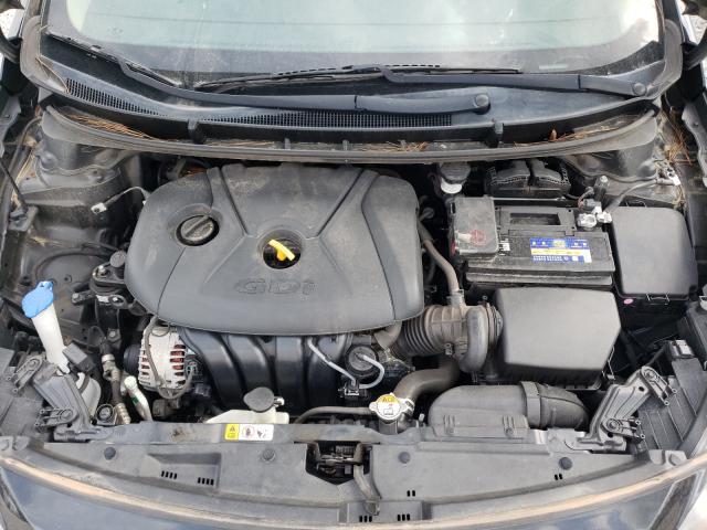 2016 Hyundai Elantra Gt 2.0L