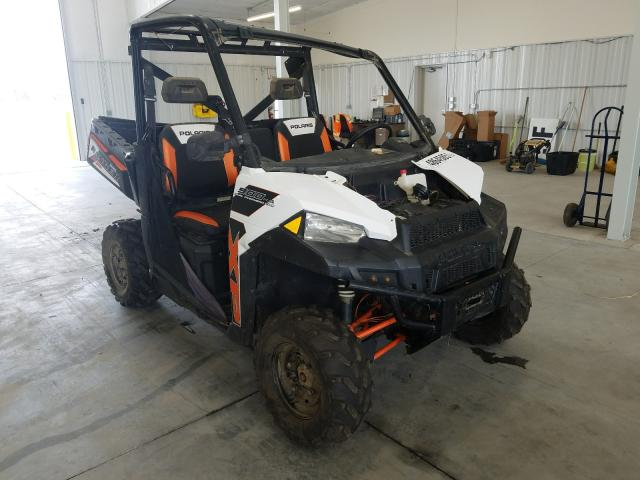 Salvage cars for sale from Copart Avon, MN: 2015 Polaris Ranger XP