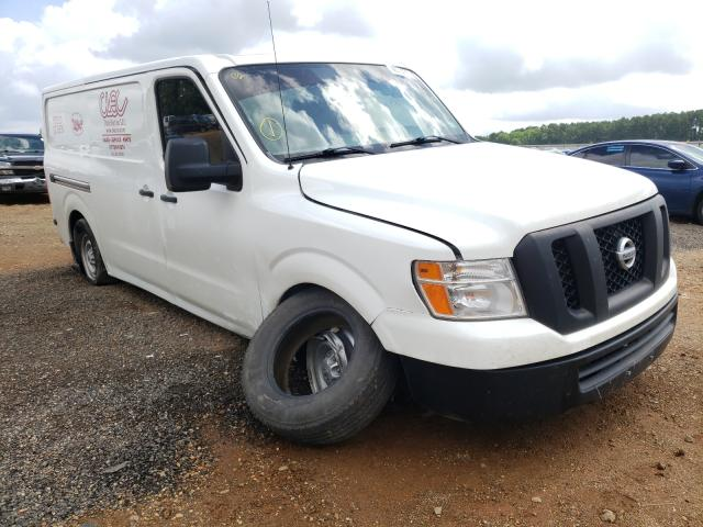 Salvage cars for sale from Copart Longview, TX: 2018 Nissan NV 1500 S