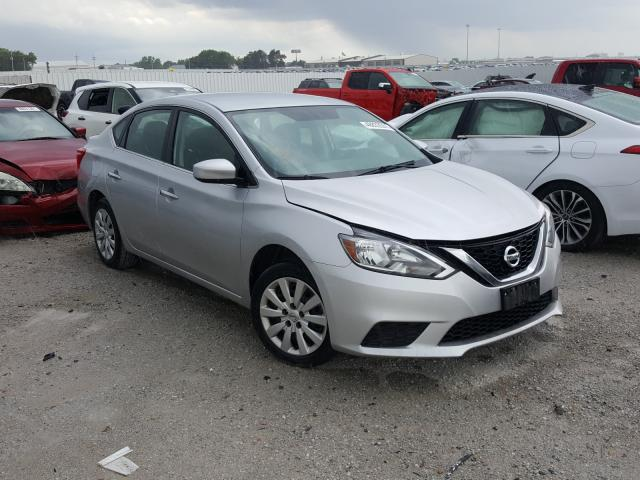Salvage cars for sale from Copart Greenwood, NE: 2016 Nissan Sentra S