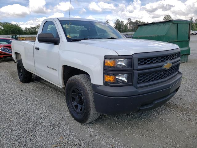 Salvage cars for sale from Copart Spartanburg, SC: 2014 Chevrolet Silverado