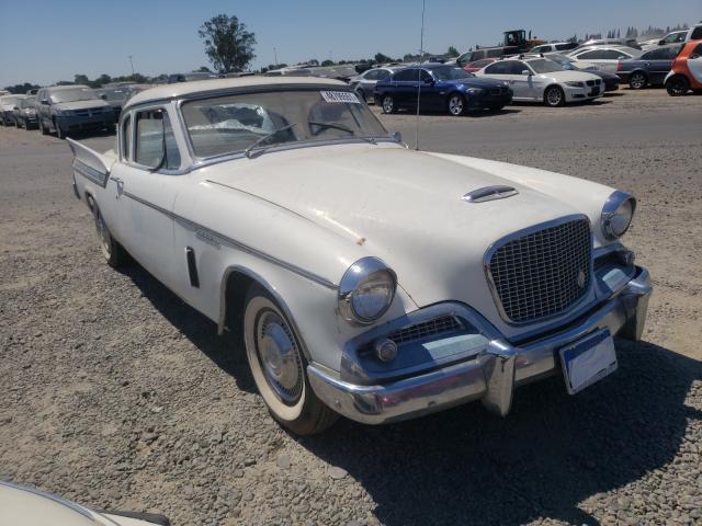 Studebaker salvage cars for sale: 1961 Studebaker Coupe