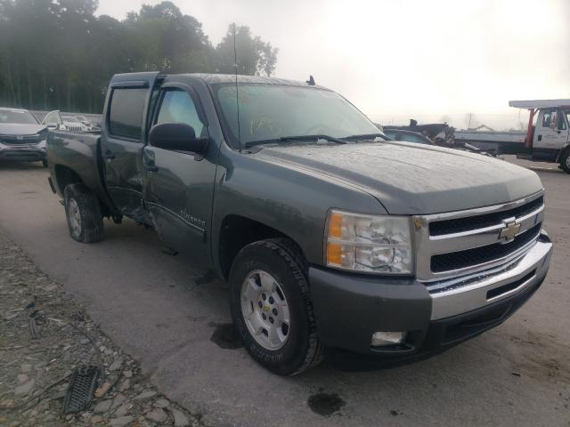 Salvage cars for sale from Copart Dunn, NC: 2011 Chevrolet Silverado