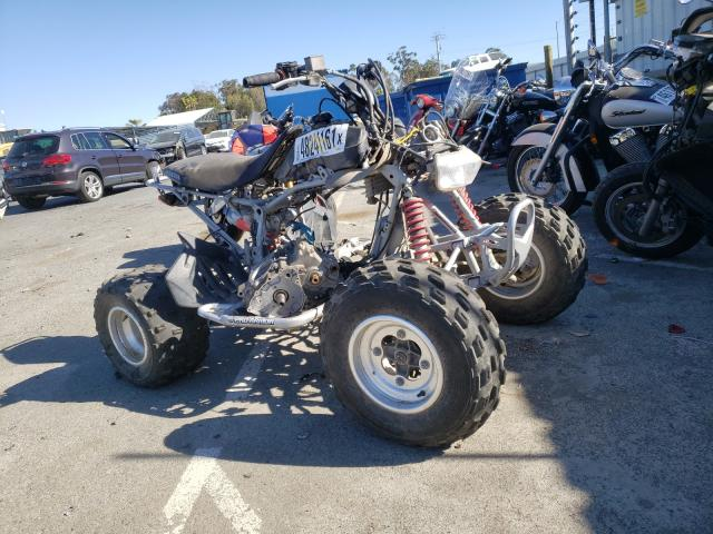 Salvage cars for sale from Copart Martinez, CA: 2012 Honda TRX400 X