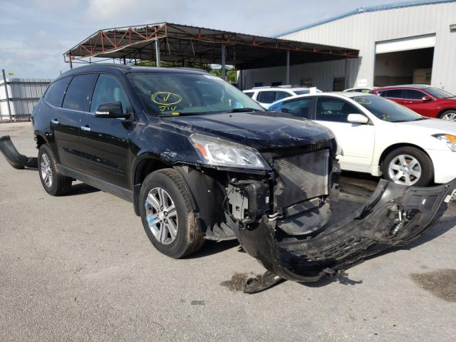 Salvage cars for sale from Copart Orlando, FL: 2016 Chevrolet Traverse L