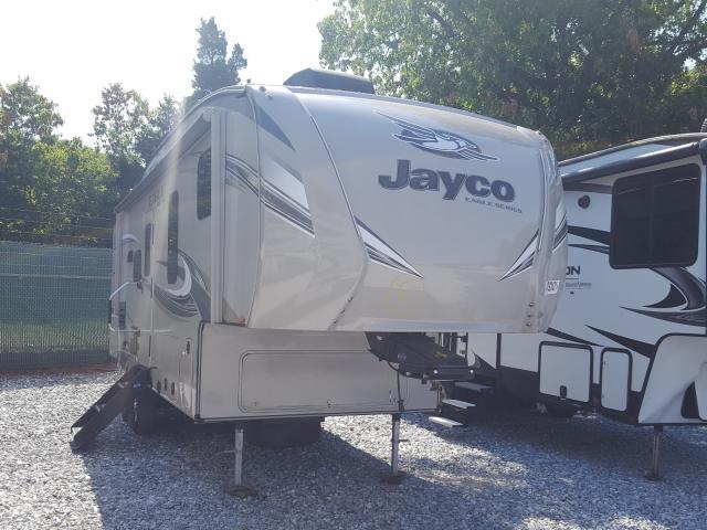 Jayco Eagle salvage cars for sale: 2018 Jayco Eagle