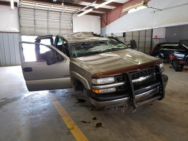 Salvage cars for sale from Copart Mocksville, NC: 2002 Chevrolet Silverado