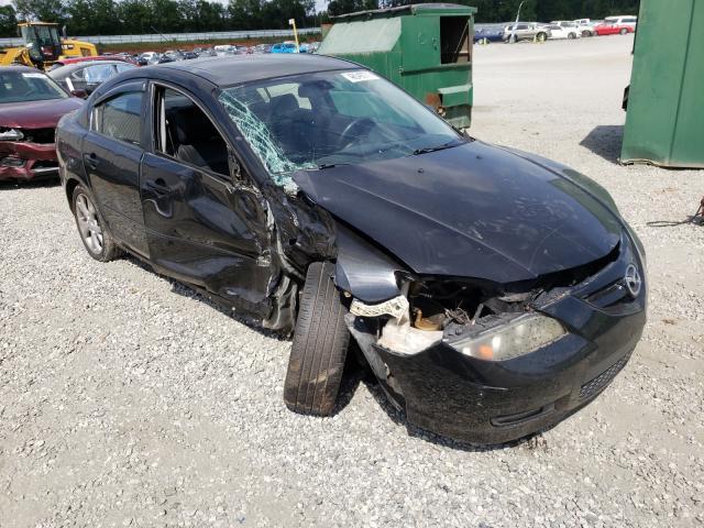 Mazda salvage cars for sale: 2007 Mazda 3 S