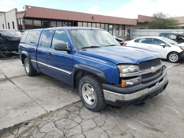 Salvage cars for sale from Copart Fort Wayne, IN: 2004 Chevrolet Silverado