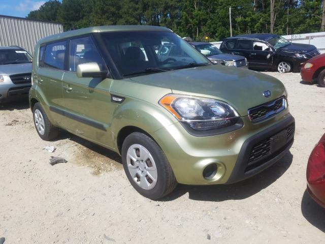 Salvage cars for sale from Copart Seaford, DE: 2012 KIA Soul
