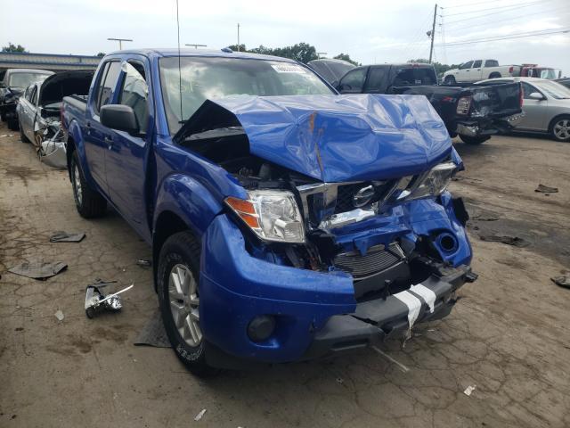 Nissan Vehiculos salvage en venta: 2015 Nissan Frontier S