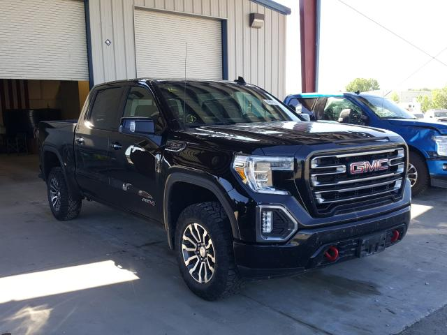 Salvage cars for sale at Billings, MT auction: 2020 GMC Sierra K15