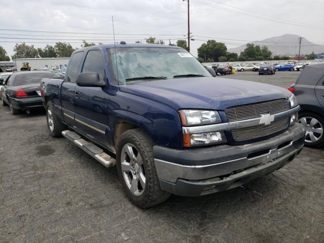 Salvage cars for sale from Copart Colton, CA: 2004 Chevrolet Silverado