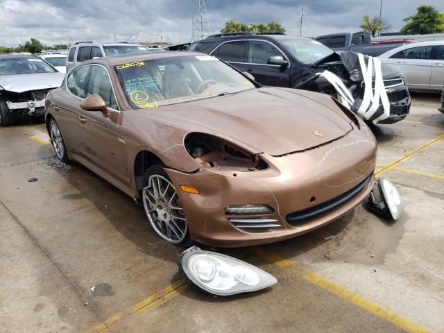 Porsche salvage cars for sale: 2010 Porsche Panamera S