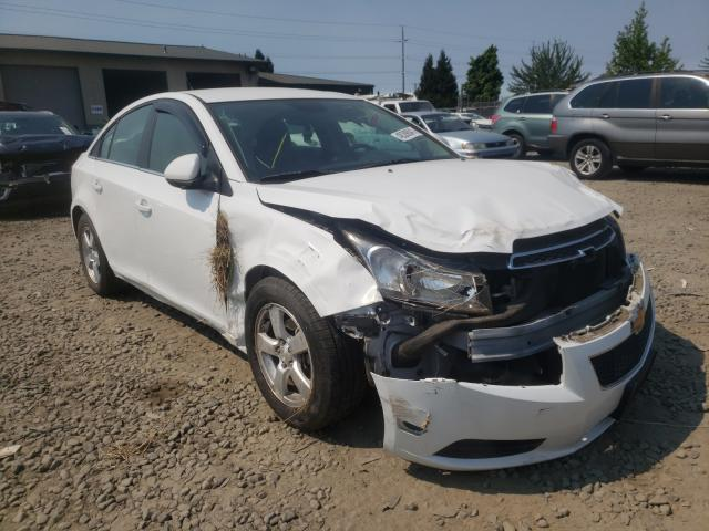 Salvage 2014 CHEVROLET CRUZE - Small image. Lot 48399041