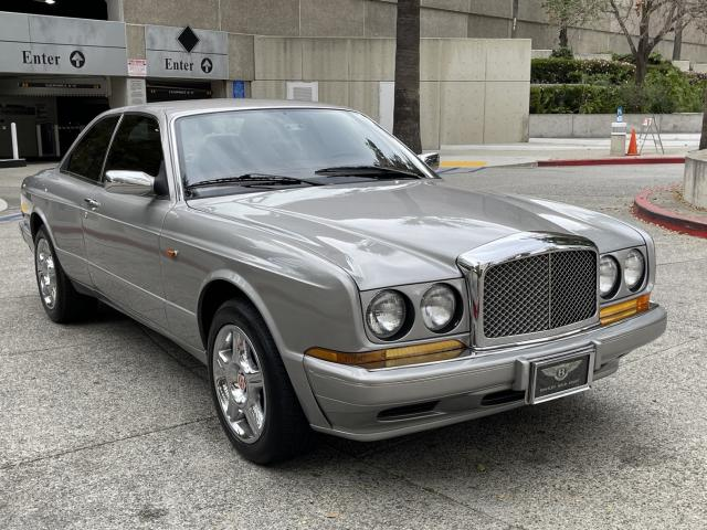 Salvage cars for sale from Copart Wilmington, CA: 1993 Bentley Continental