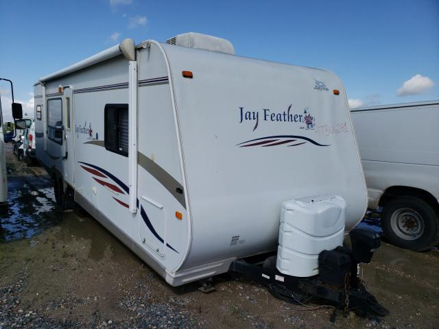 Jayco Feather salvage cars for sale: 2008 Jayco Feather