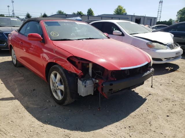 Salvage 2004 TOYOTA CAMRY - Small image. Lot 48191431
