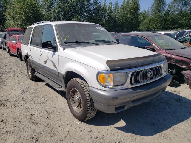 Mercury salvage cars for sale: 1998 Mercury Mountainee