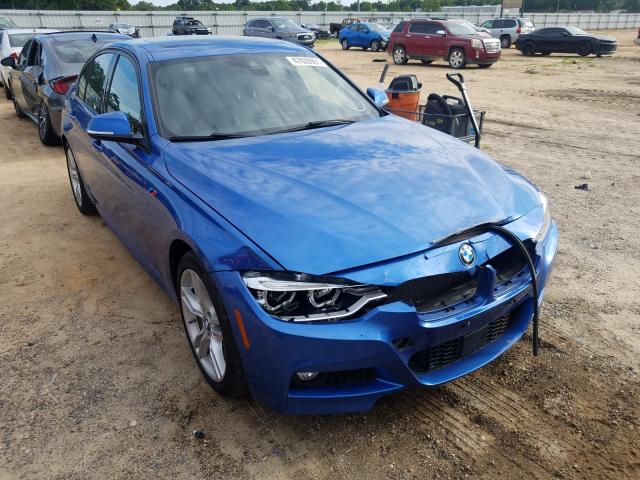 Salvage cars for sale from Copart Newton, AL: 2016 BMW 328 XI SUL