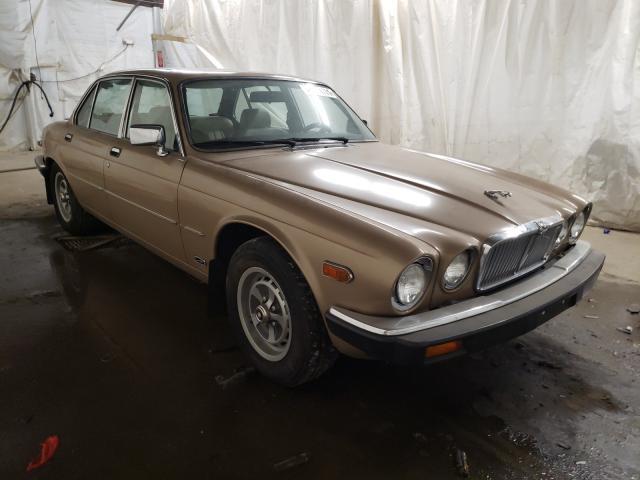 Salvage cars for sale from Copart Ebensburg, PA: 1983 Jaguar Vandenplas