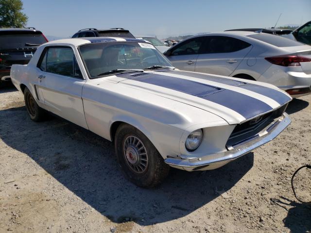 1968 Ford Mustang en venta en Arlington, WA