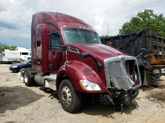 Salvage 2018 KENWORTH ALL OTHER - Small image. Lot 44226351