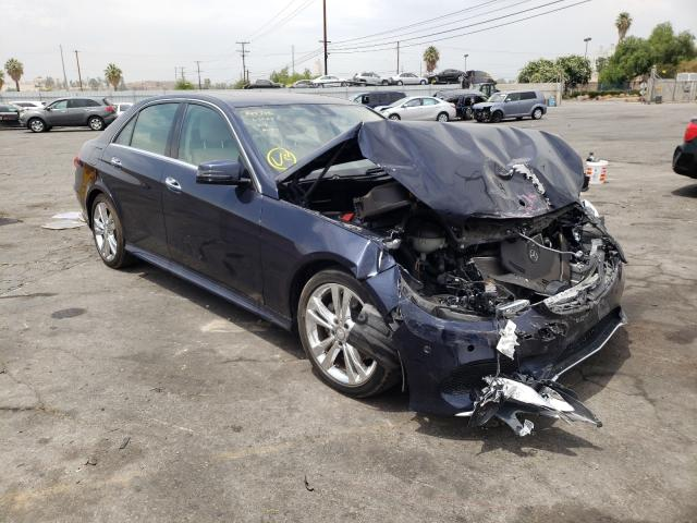 Salvage cars for sale from Copart Colton, CA: 2014 Mercedes-Benz E 350