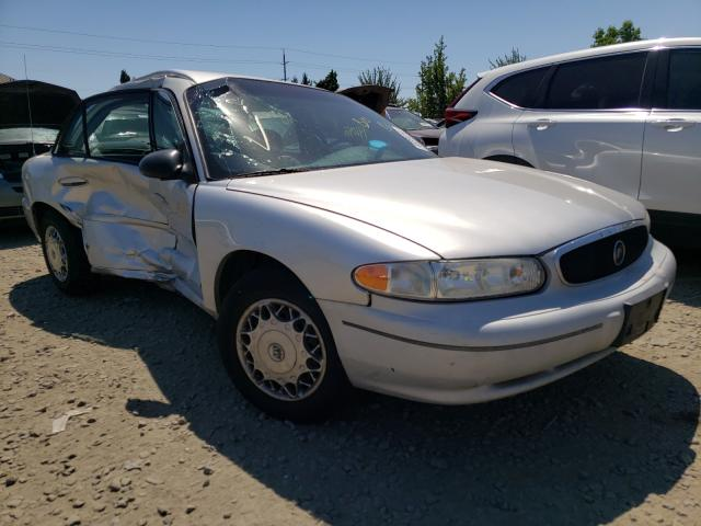 Salvage cars for sale from Copart Eugene, OR: 2003 Buick Century CU
