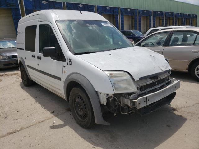 Salvage cars for sale from Copart Columbus, OH: 2013 Ford Transit CO