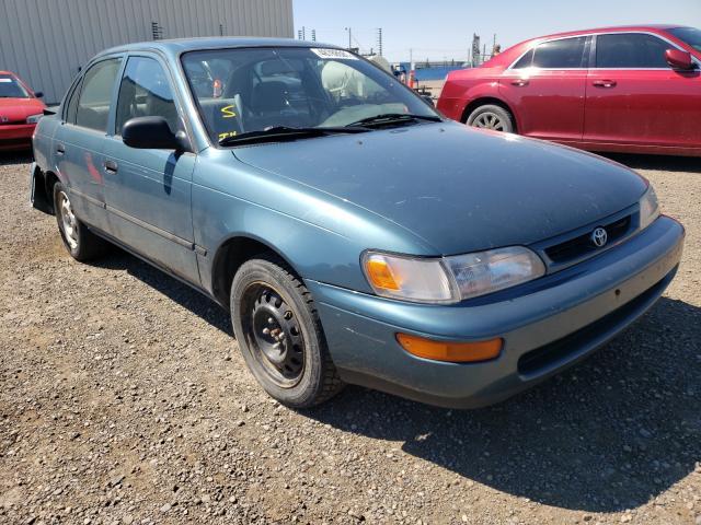 Vehiculos salvage en venta de Copart Rocky View County, AB: 1996 Toyota Corolla