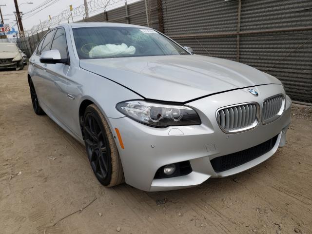 2014 BMW 550 XI WBAKP9C55ED692995