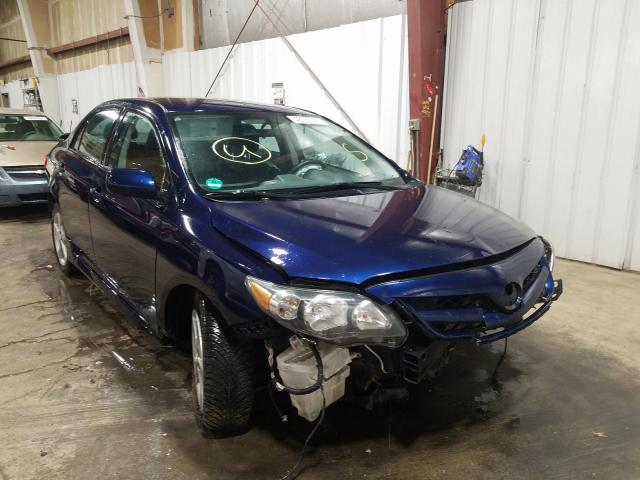 Salvage cars for sale from Copart Anchorage, AK: 2013 Toyota Corolla S