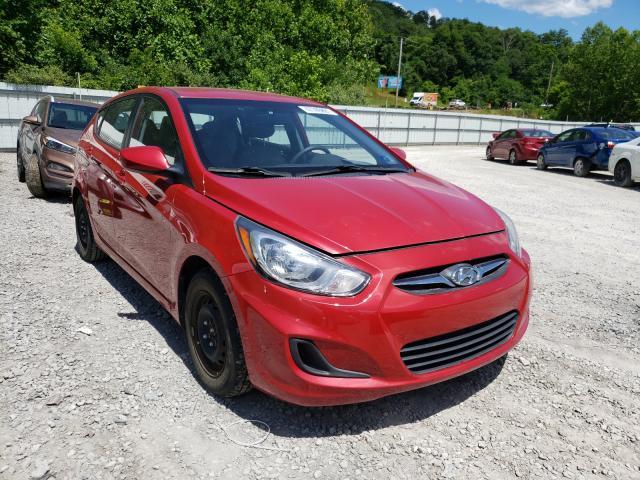 Vehiculos salvage en venta de Copart Hurricane, WV: 2014 Hyundai Accent GLS