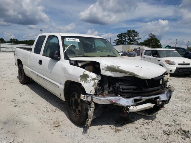 Salvage cars for sale from Copart Loganville, GA: 2004 GMC New Sierra