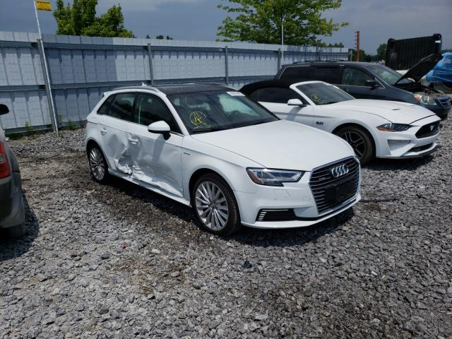 Salvage cars for sale from Copart Ontario Auction, ON: 2018 Audi A3 E-Tron