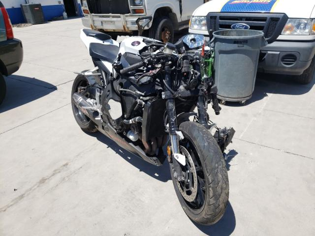 Salvage cars for sale from Copart Farr West, UT: 2014 Honda CBR1000 RR