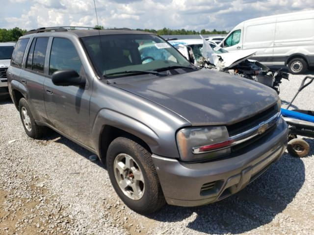 Salvage cars for sale from Copart Louisville, KY: 2006 Chevrolet Trailblazer